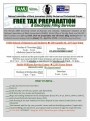 FAMU's chapter of National Association of Black Accountants offers free tax preparation