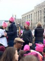 Small Business Owner Makes Pink Hats for Women's March