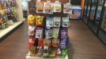 Bookstore expands healthy snack options