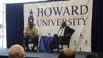 Howard University President Holds Town Hall Meeting