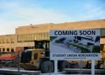 Delayed by pandemic, Student Union project back on track