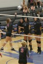 Eagles volleyball win 11 straight