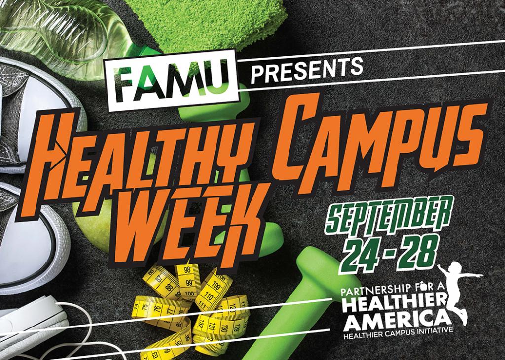 FAMU presents 'Healthy Campus Week'