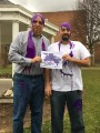 Purple Your Professor a Sloppy Success