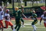 "No ""I"" in team: more than just a quarterback"
