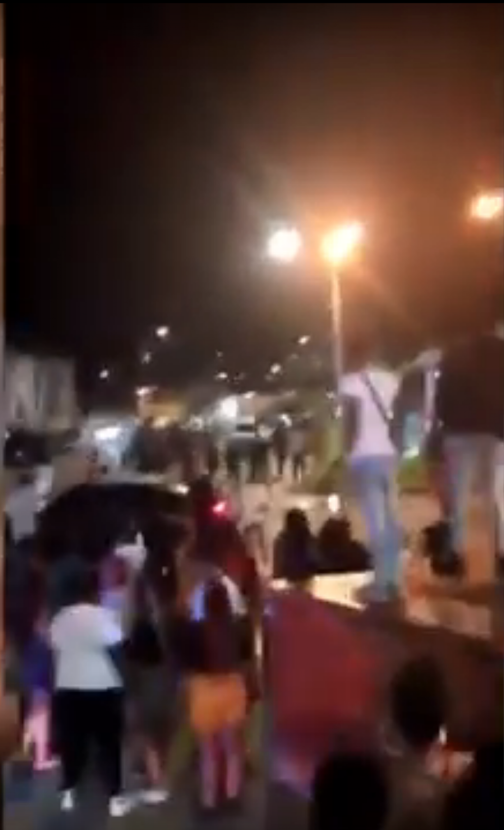 VIDEO: Campus shooting under investigation
