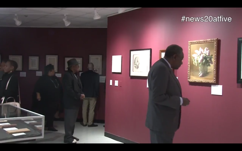 The Kinsey Collection Visits FAMU