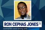Alumnus Ron Cephas Jones Returns as Keynote Speaker