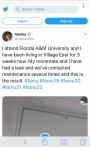 FAMU freshman turns to social media to address housing crisis