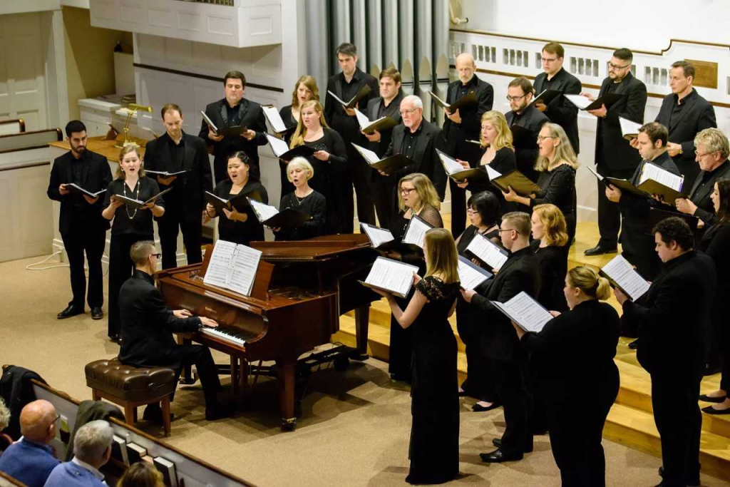 "New Hampshire Master Chorale To Give Three Performances of ""Considering Matthew Shepard"""