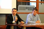 MEET YOUR CANDIDATES: Matt McCarry and Will Byrne