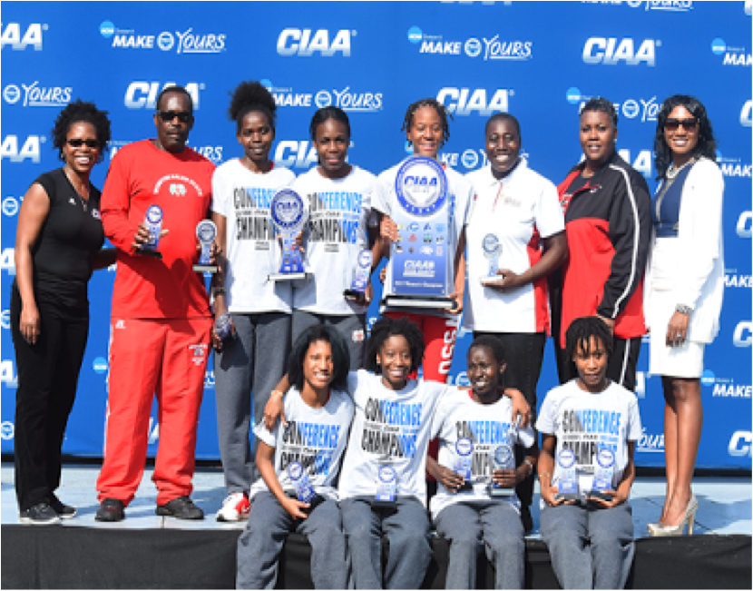 Lady Rams reclaim CIAA title in dominant fashion