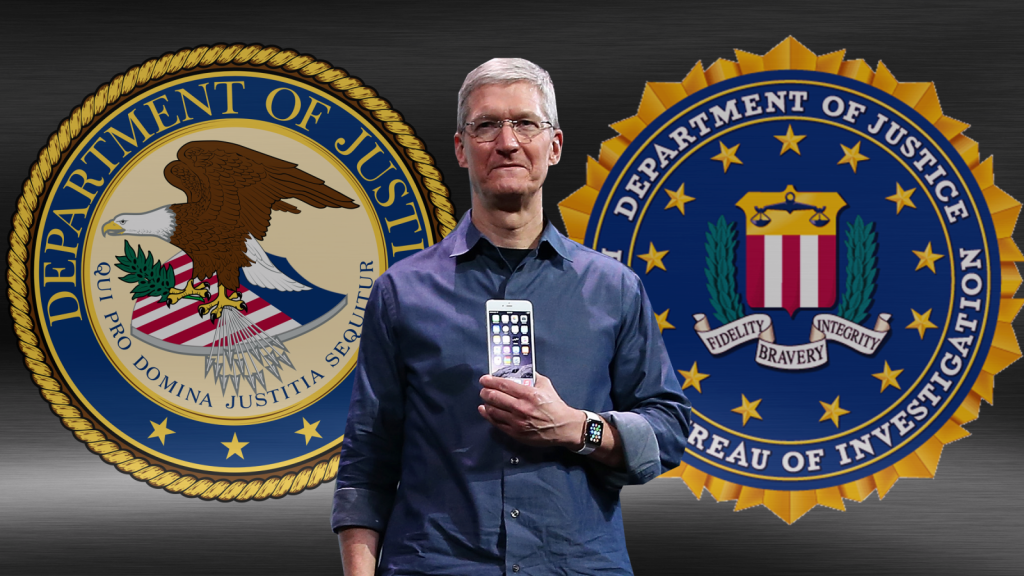 Apple stands firm against the government