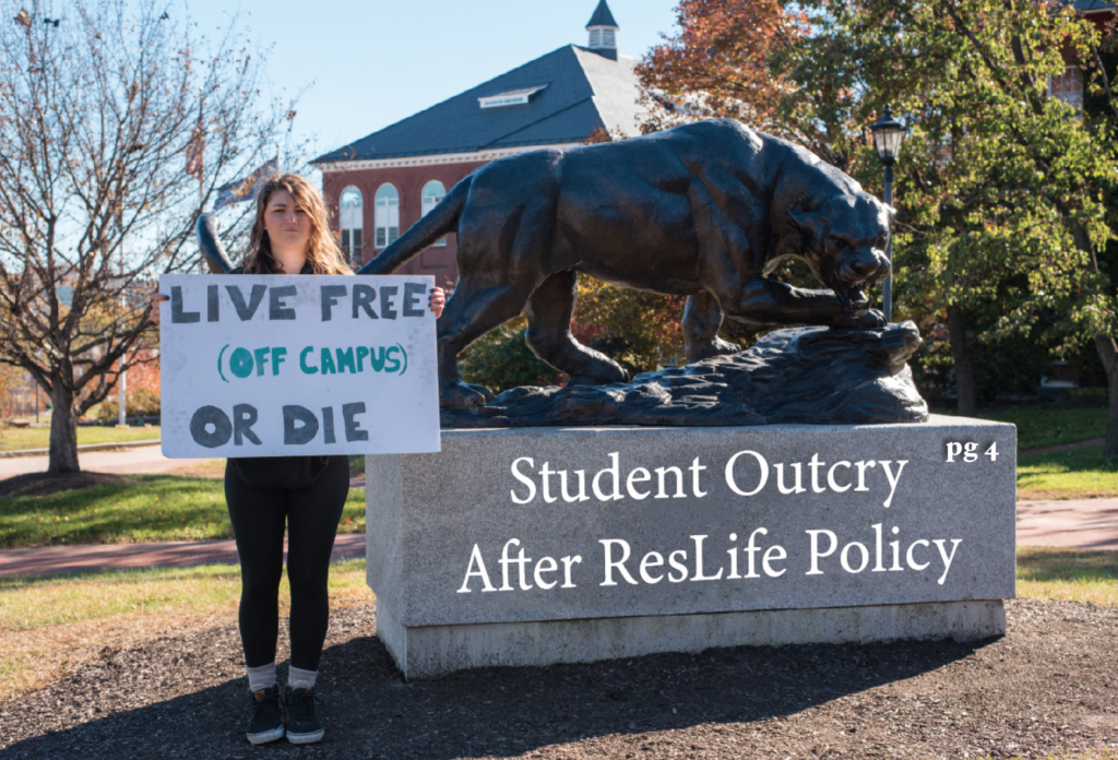 Student Outcry after ResLife Policy Change