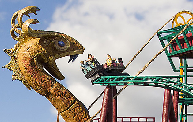 New Roller Coaster Announced At Busch Gardens The Oracle