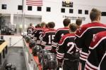 Ice Hockey Club Strikes Big in Win Against Yale