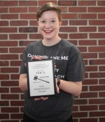 Student becomes Tech's first national debate champion
