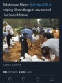 Gillum active on social media in aftermath of hurricane