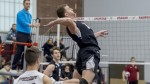 Men's volleyball claimed victory over the weekend