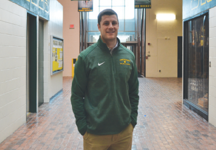 Assistant AD receives national recognition