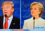 Clinton, Trump return to old ways in debate