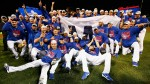 Cubs finally reach World Series, look to end championship drought