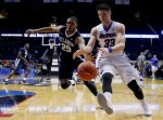 No. 2 'Cats ease past DePaul, gear up for Seton Hall for third straight road game