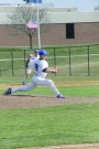 Baseball wins first ICCAC Conference game