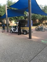 RamCart enters campus