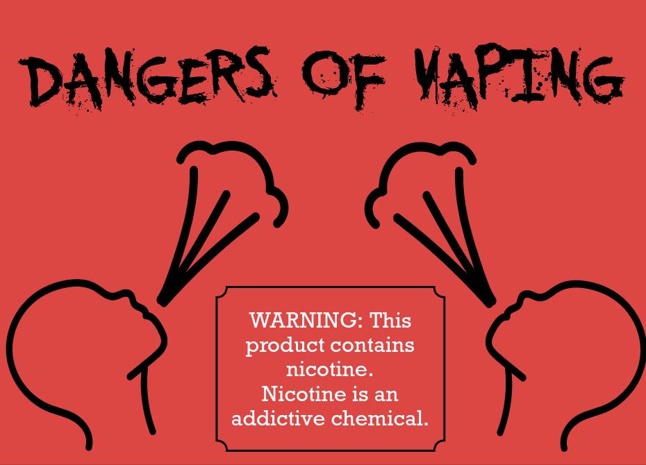 The true dangers of vaping