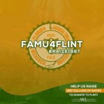 FAMU students collect goods for Flint's residents