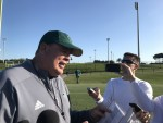 USF football is singing a different tune in spring practices