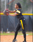 GSU softball splits in Black and Gold Spring Tournament play