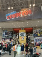This year's Comic Con is memorable for many