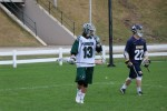 Men's Lacrosse Drops One to UMass Boston, But Claim Victory on Senior Day