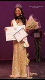 Scholarship pageant showcases freshmen women