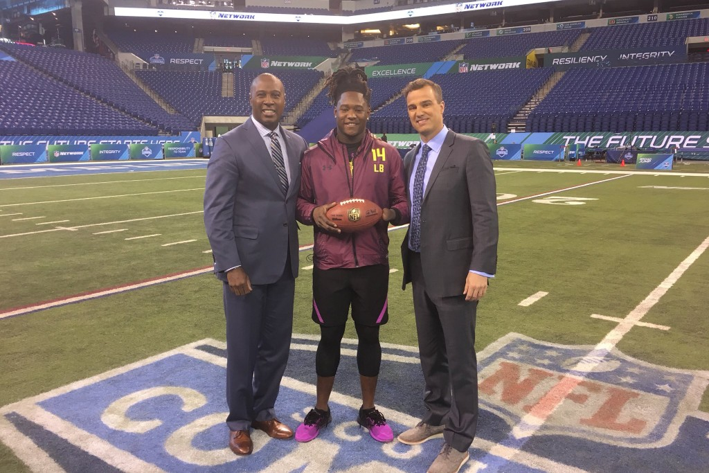 Former Virginia Tech star Tremaine Edmunds top-5 player after National Football League  combine