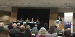 Voter identification hot topic at forum