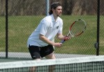 Men's tennis season comes to a close