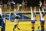 Rambelles honor seniors at last home game
