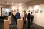 Art Reception for Harvey Salvin