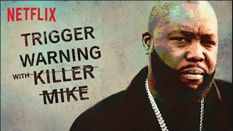 Review: Killer Mike shakes it up