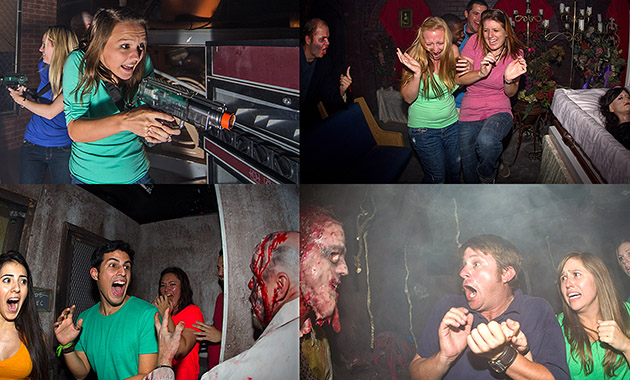 Busch Gardens brings the dead to life The Oracle