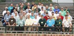 Baseball alumni reunite for victories