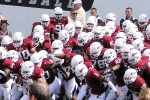 UMass coach suspended following offensive comment