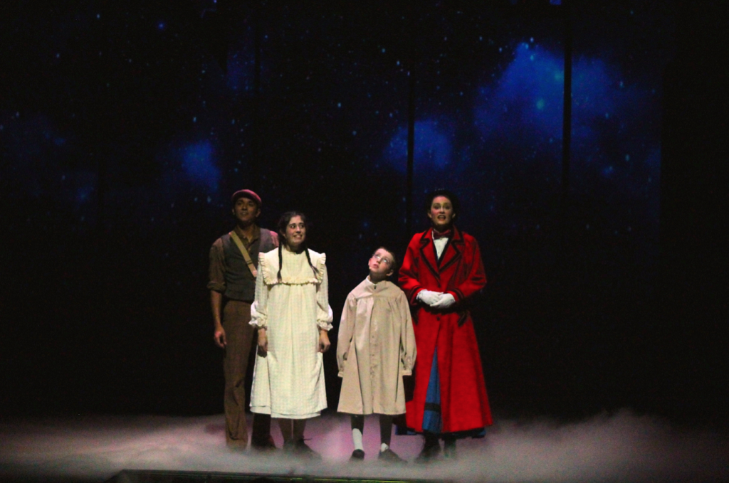 Mary Poppins: A Sweeping Performance