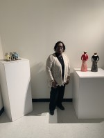 Juried exhibit opens at FAMU's art gallery