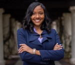 A profile: Britney Deas' road to student body president