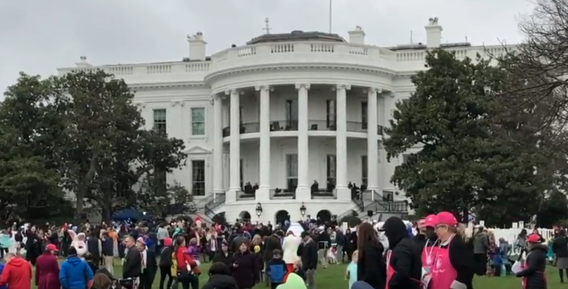 White House 140th annual Easter Egg Roll