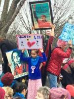 D.C. march inspires
